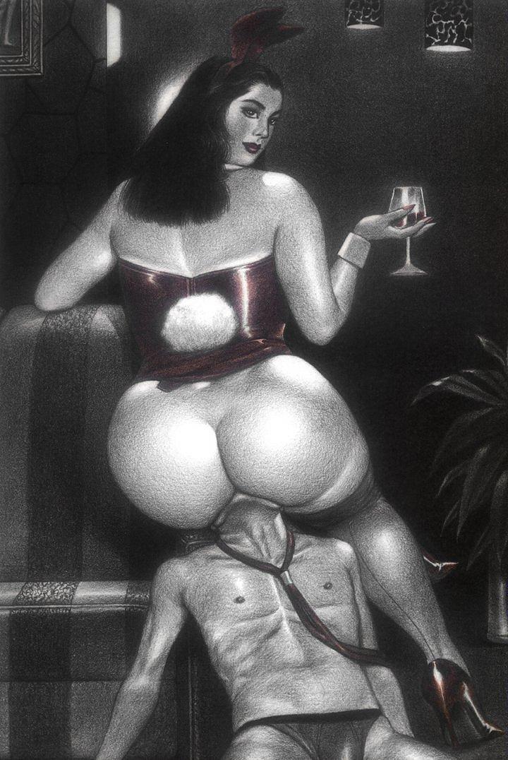 Bbw sex art
